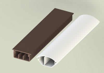 goulottes-PVC-clippantes-ref-421-422-611-613